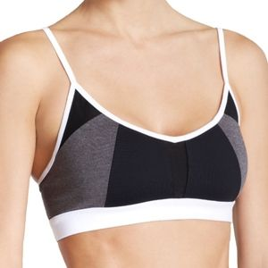 Alo Yoga Trace 2 Colorblock Sports Bra size XS